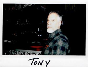 polaroid image of tony
