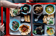 small plates on cart thumbnail image 2